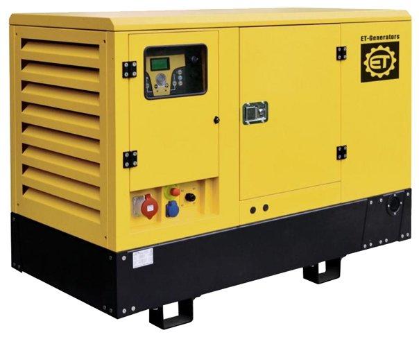 дизельная электростанция et-generators r-10 s/m