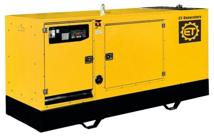 дизельная электростанция et-generators r-20 s/m
