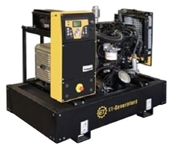 дизельная электростанция et-generators r-8 a/m