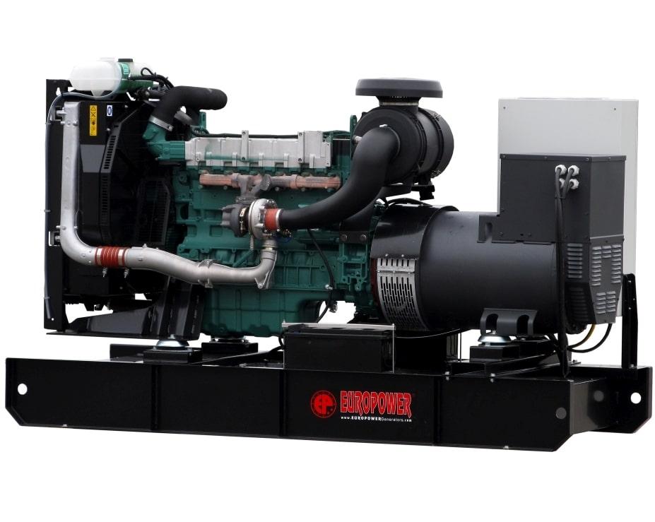 дизельная электростанция europower ep 150 tde
