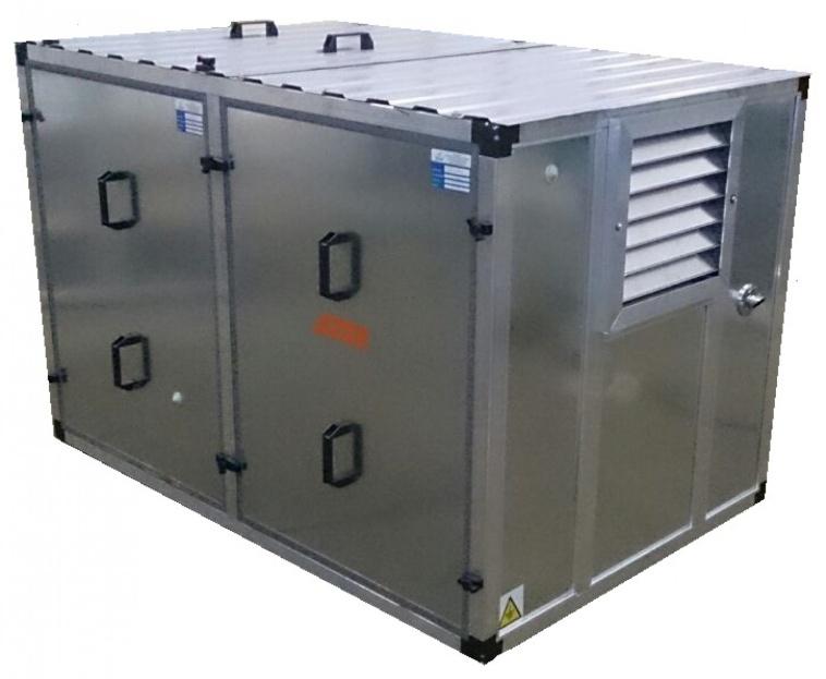 дизельная электростанция europower ep 163 de
