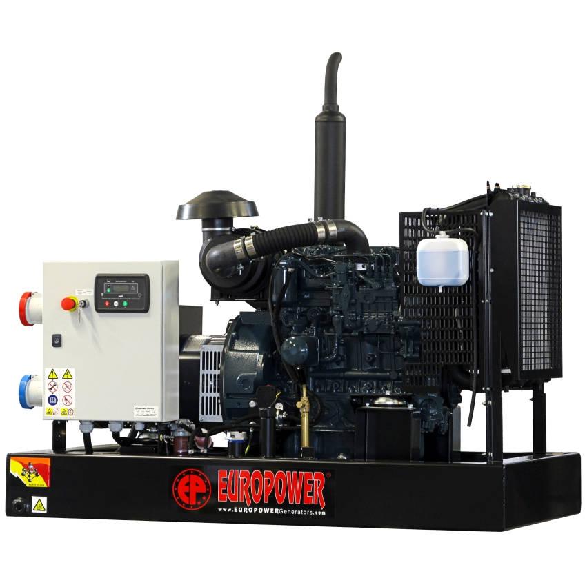 дизельная электростанция europower ep 34 tde