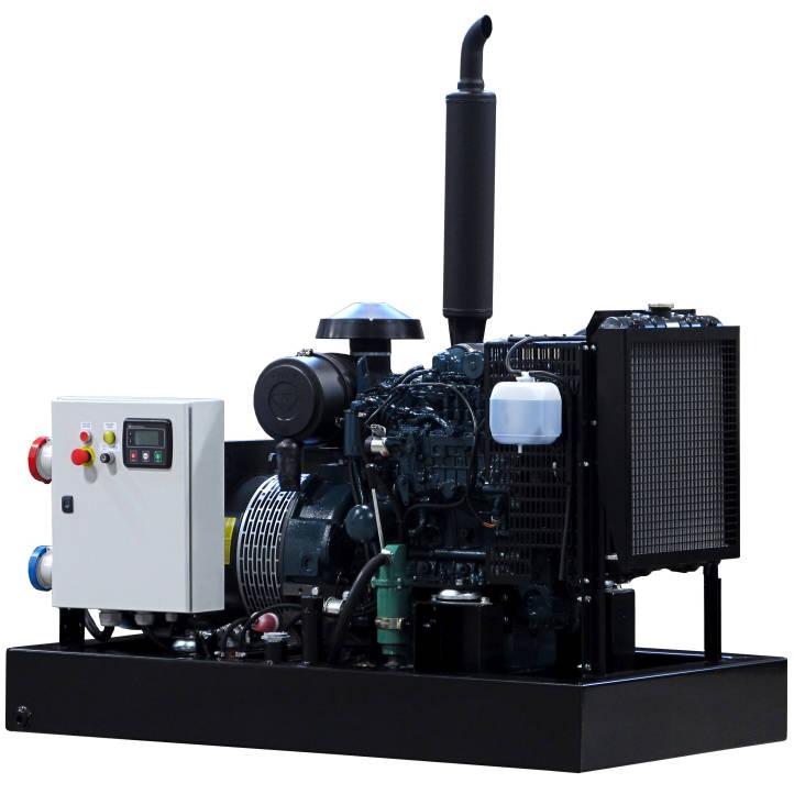 дизельная электростанция europower ep 44 tde