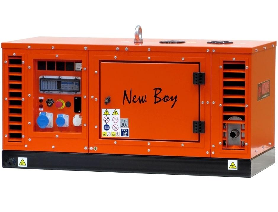 дизельная электростанция europower eps 103 de/25