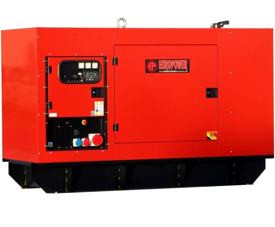 дизельная электростанция europower eps 150 tde