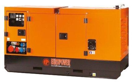 дизельная электростанция europower eps33tde