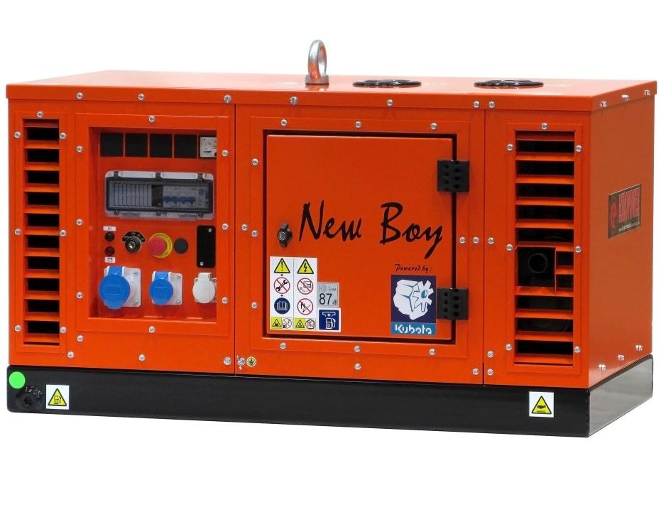 дизельная электростанция europower eps 73 de