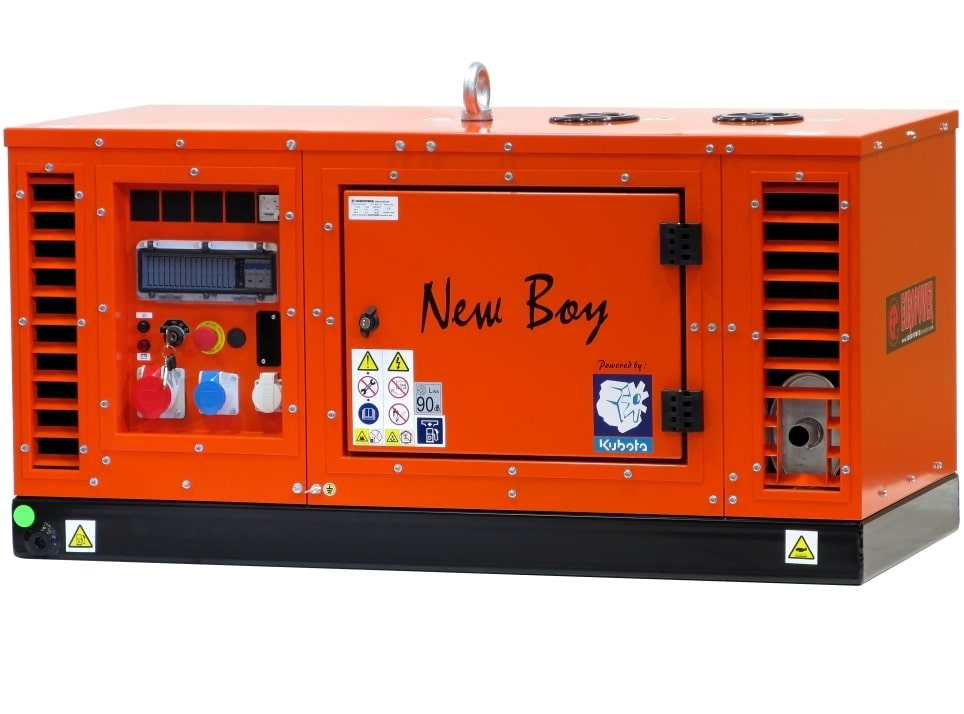 дизельная электростанция europower eps 83 tde