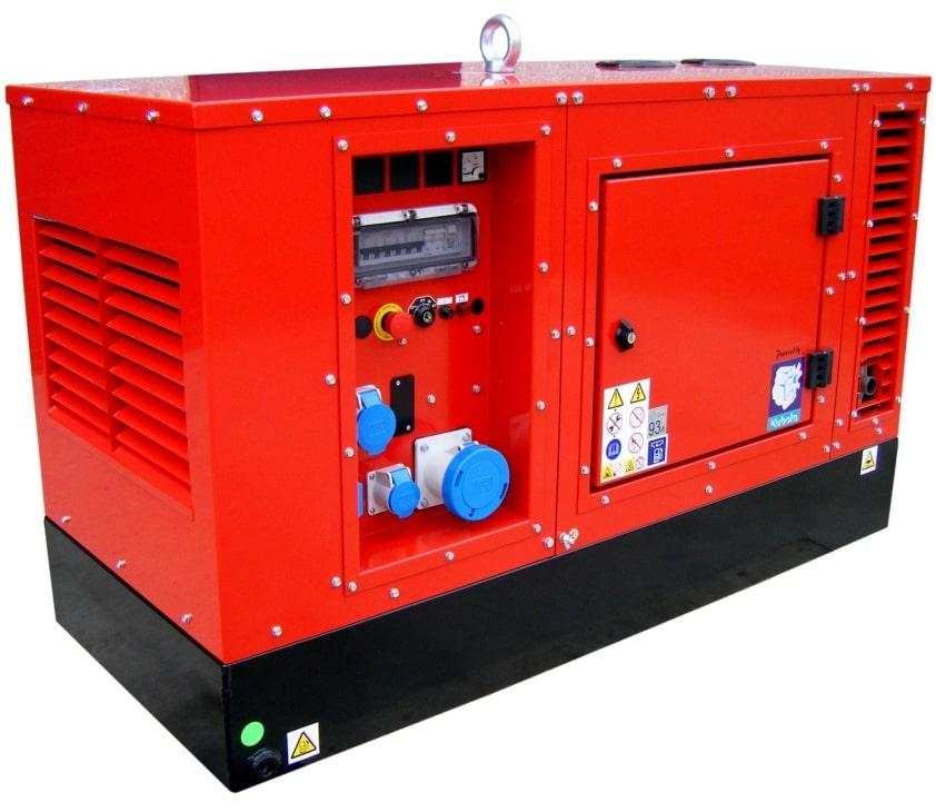дизельная электростанция europower eps 8 de