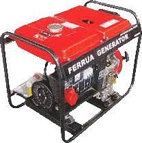 дизельная электростанция ferrua g 5000