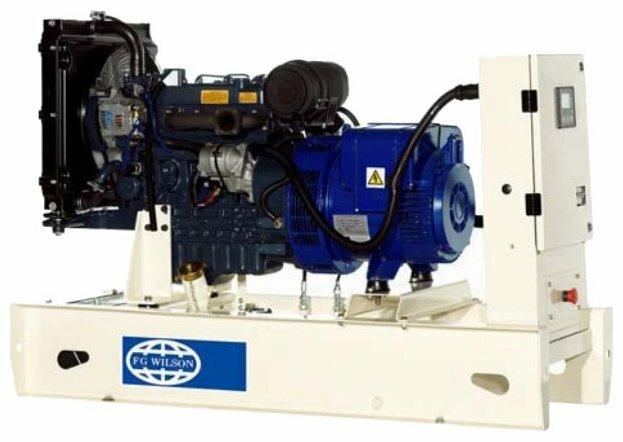 дизельная электростанция fg wilson k10-1s