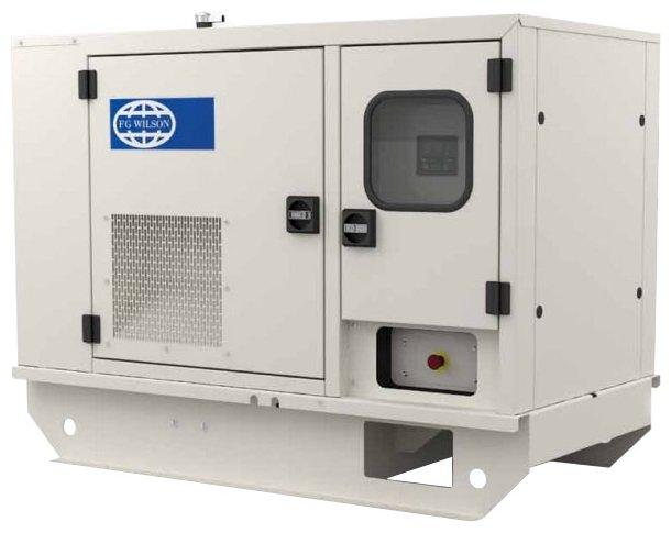 дизельная электростанция fg wilson k10-1s cal