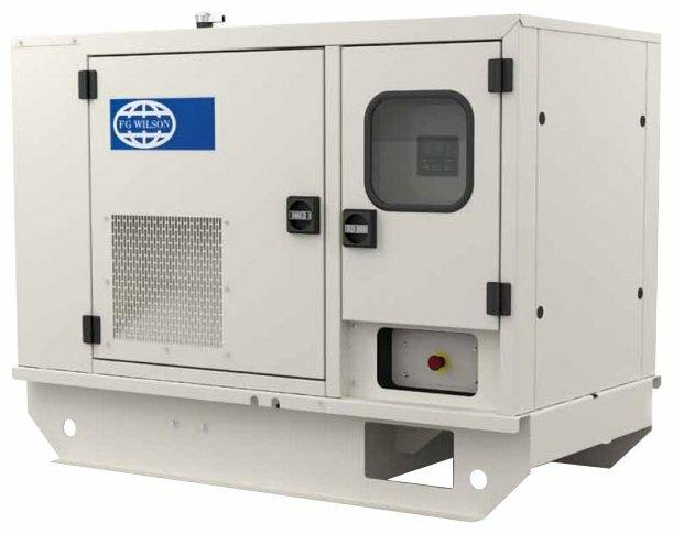 дизельная электростанция fg wilson p11-6s cal
