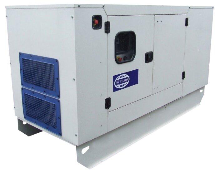 дизельная электростанция fg wilson p165-3 cal