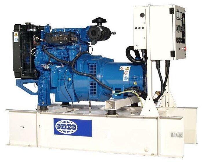 дизельная электростанция fg wilson p30e3