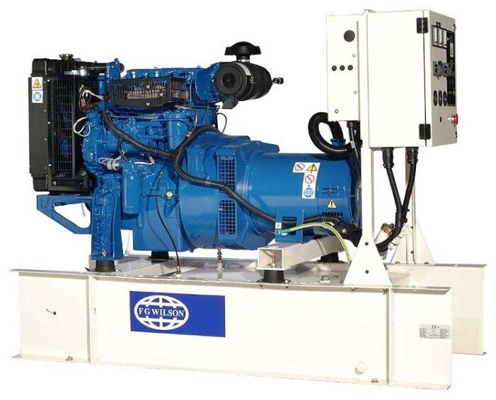 дизельная электростанция fg wilson p40p3