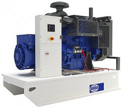 дизельная электростанция fg wilson f125-1