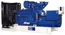 дизельная электростанция fg wilson p1350p1 / p1500e