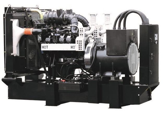 дизельная электростанция fogo fdf 300 ds
