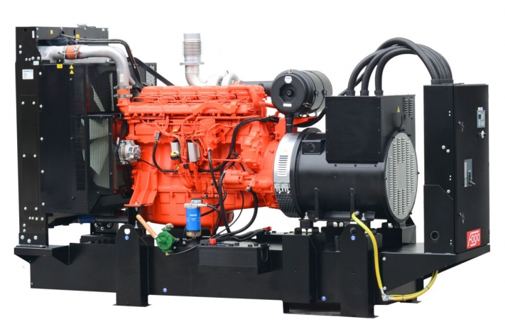 дизельная электростанция fogo fdf 330 ss