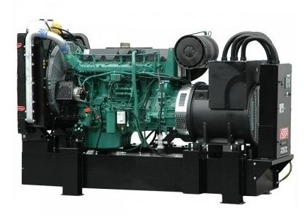 дизельная электростанция fogo fdf 400 vs