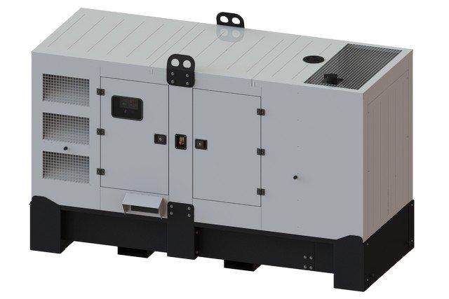 дизельная электростанция fogo fdg 160 is