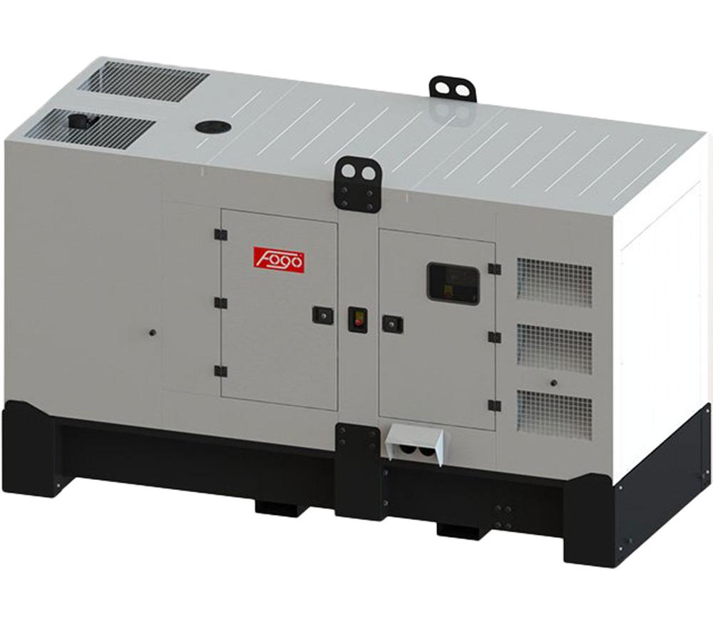 дизельная электростанция fogo fdg 250 vs