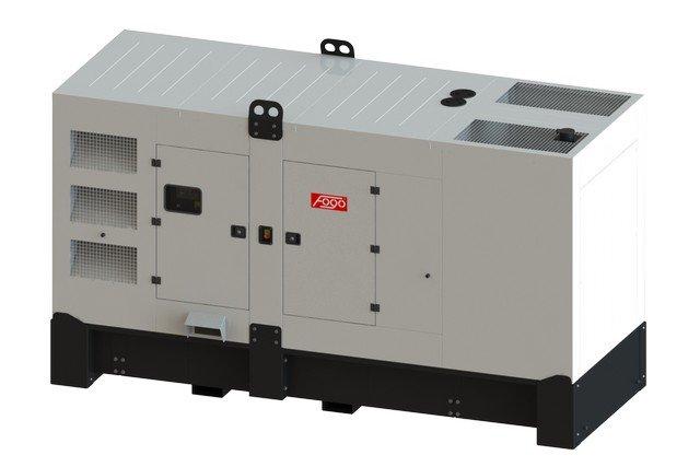 дизельная электростанция fogo fdg 450 vs