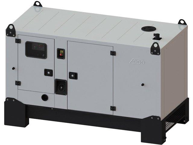 дизельная электростанция fogo fdg 50 is
