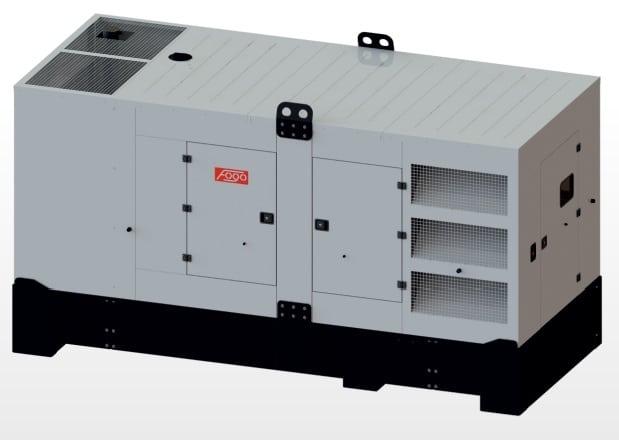 дизельная электростанция fogo fdg 600 ss
