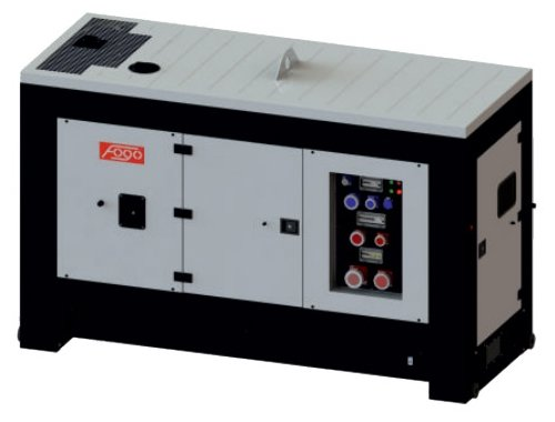 дизельная электростанция fogo fdr 60 b3s