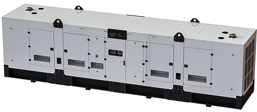 дизельная электростанция fogo fdt 1000v