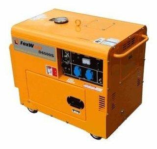 дизельная электростанция foxweld d6500s