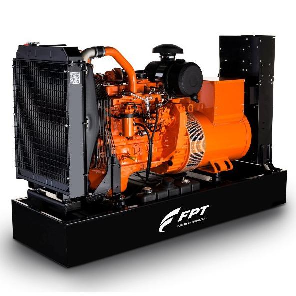 дизельная электростанция fpt ge cursor500