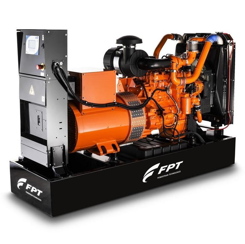 дизельная электростанция fpt ge nef120