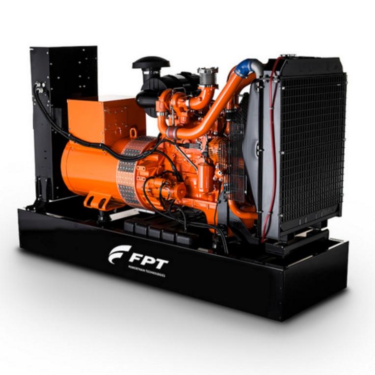 дизельная электростанция fpt ge nef45