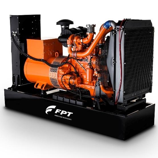 дизельная электростанция fpt ge nef60