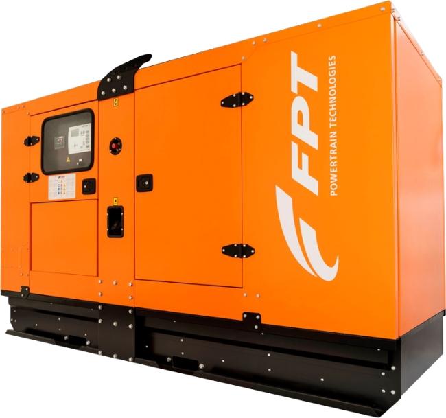 дизельная электростанция fpt gs f3240