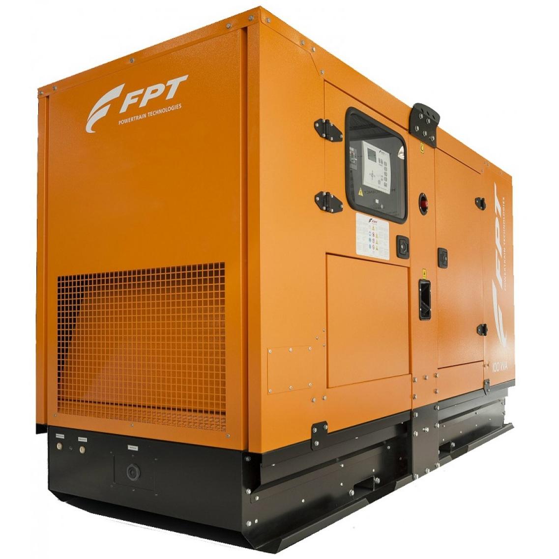 дизельная электростанция fpt gs nef120 n