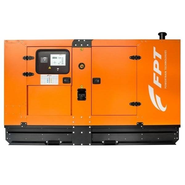 дизельная электростанция fpt gs nef125 n