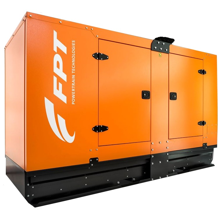 дизельная электростанция fpt gs nef75