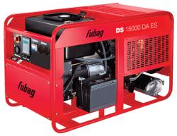 дизельная электростанция fubag ds 15000 da es