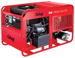 дизельная электростанция fubag ds 19000 da es