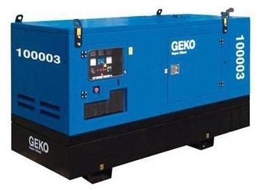 дизельная электростанция geko 100003 ed-s/deda ss