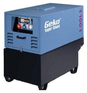 дизельная электростанция geko 11010 ed-s/meda super silent