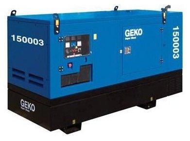 дизельная электростанция geko 150003 ed-s/deda ss