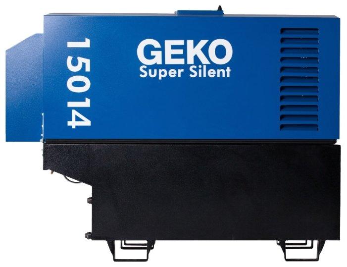 дизельная электростанция geko 15014 ed-s/meda ss