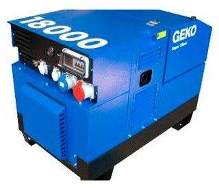 дизельная электростанция geko 18000 ed-s/seba ss
