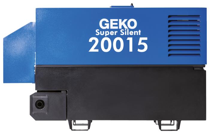 дизельная электростанция geko 20015 ed-s/deda ss