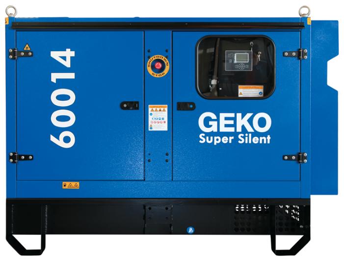 дизельная электростанция geko 60014 ed-s/deda ss